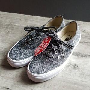 Vans Authentic Lurex Glitter Sneakers